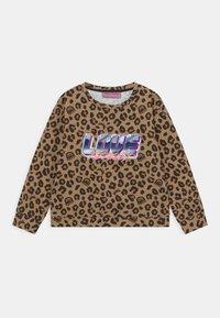 CHIARA FERRAGNI - LEOPARD - Sweatshirt - brown - 0