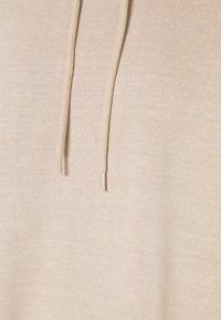 Weekday - LIZETTE HOODIE DRESS - Vestito estivo - beige - 2