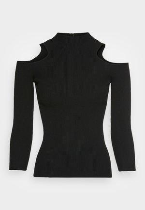 MIVIANO - Pitkähihainen paita - noir