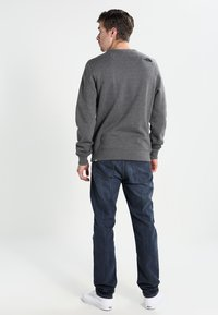 The North Face - MENS DREW PEAK CREW - Sweatshirt - mid grey heather - 2