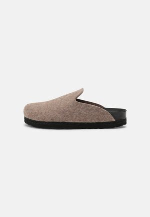 CLOQ FELT UNISEX - Mules - sable