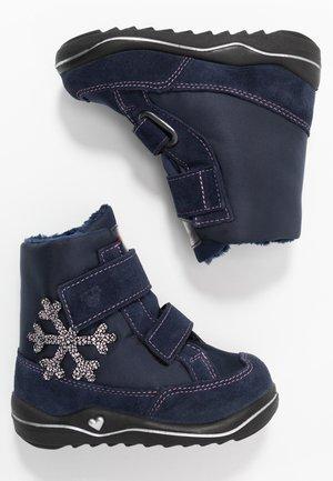 HILDI - Baby shoes - marine/nautic