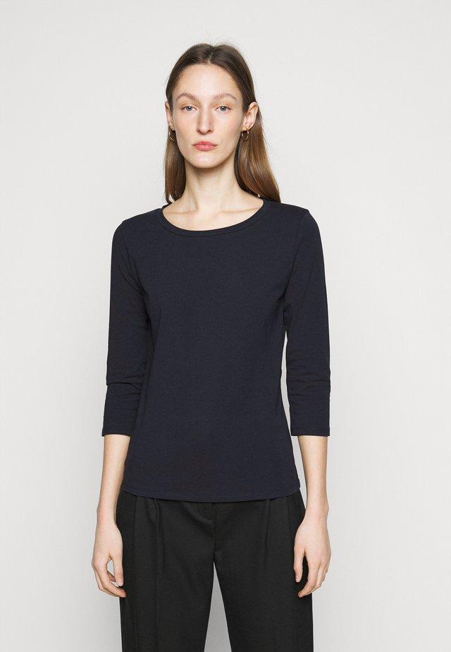 MULTIA - T-shirt à manches longues - blau