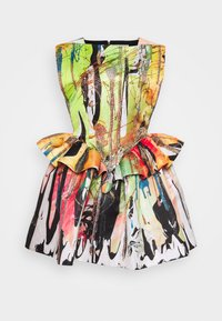 Christopher Kane - MINDSCAPE CUPCAKE MINI DRESS - Cocktailkleid/festliches Kleid - orange/multi-coloured - 6