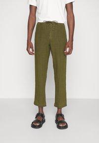 NN07 - Trousers - army - 0