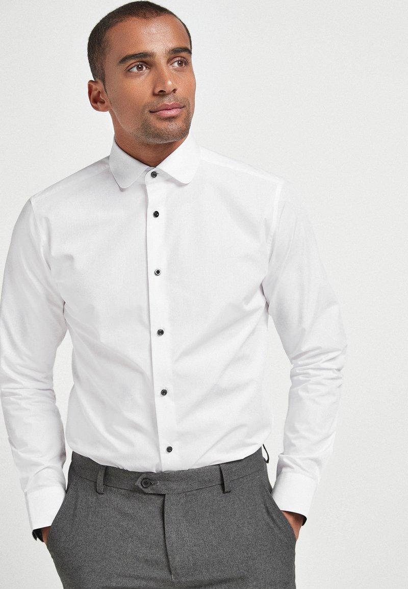 Next - EASY CARE - Camicia elegante - white