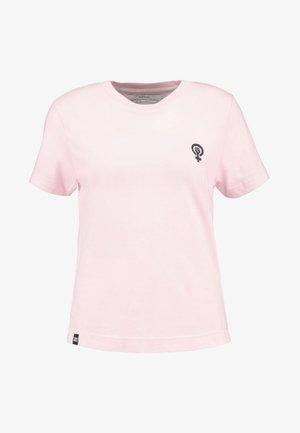 MYSEN VENUS - Print T-shirt - sweet lilac