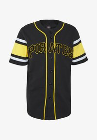 Fanatics - MLB PITTSBURGH PIRATES ICONIC FRANCHISE SUPPORTERS  - Club wear - black - 3
