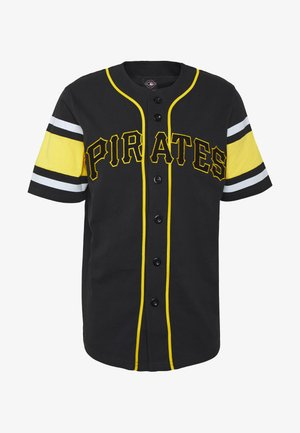 MLB PITTSBURGH PIRATES ICONIC FRANCHISE SUPPORTERS  - Club wear - black