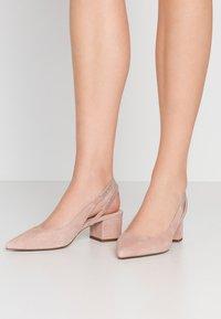 Zign - Classic heels - nude - 0
