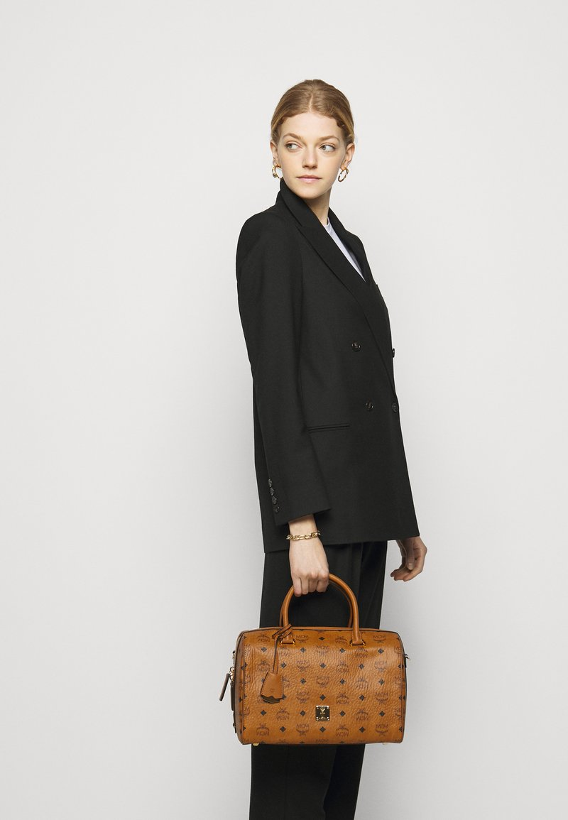 MCM - Handbag - cognac