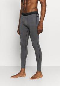 Nike Performance - Tights - iron grey/black - 3