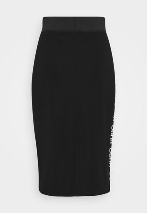 NEEMA - Pencil skirt - black
