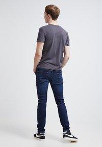 Pier One - T-shirt - bas - dark grey melange - 2