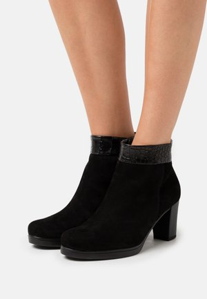 Ankle Boot - schwarz