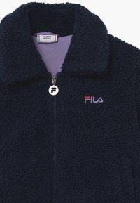 Fila - JIL SHERPA  - Winter jacket - dark blue - 2