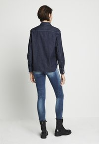 G-Star - WESTERN RELAXED  - Button-down blouse - raw denim - 3