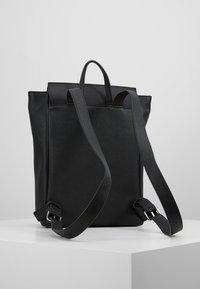 Calvin Klein - TASK BACKPACK - Rygsække - black - 2