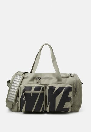 UTILITY POWER M DUFF UNISEX - Bolsa de deporte - light army/black