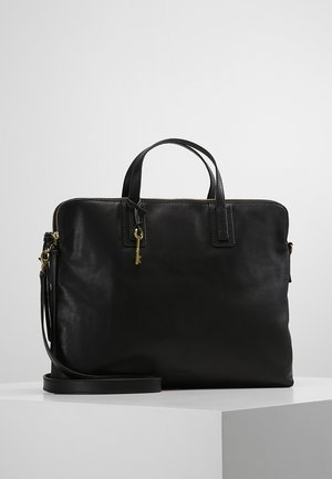 EMMA - Bolso de mano - black