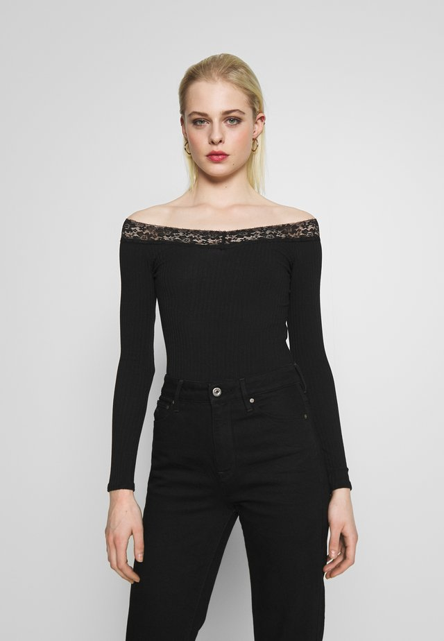 BARDOT BODY - Body - black