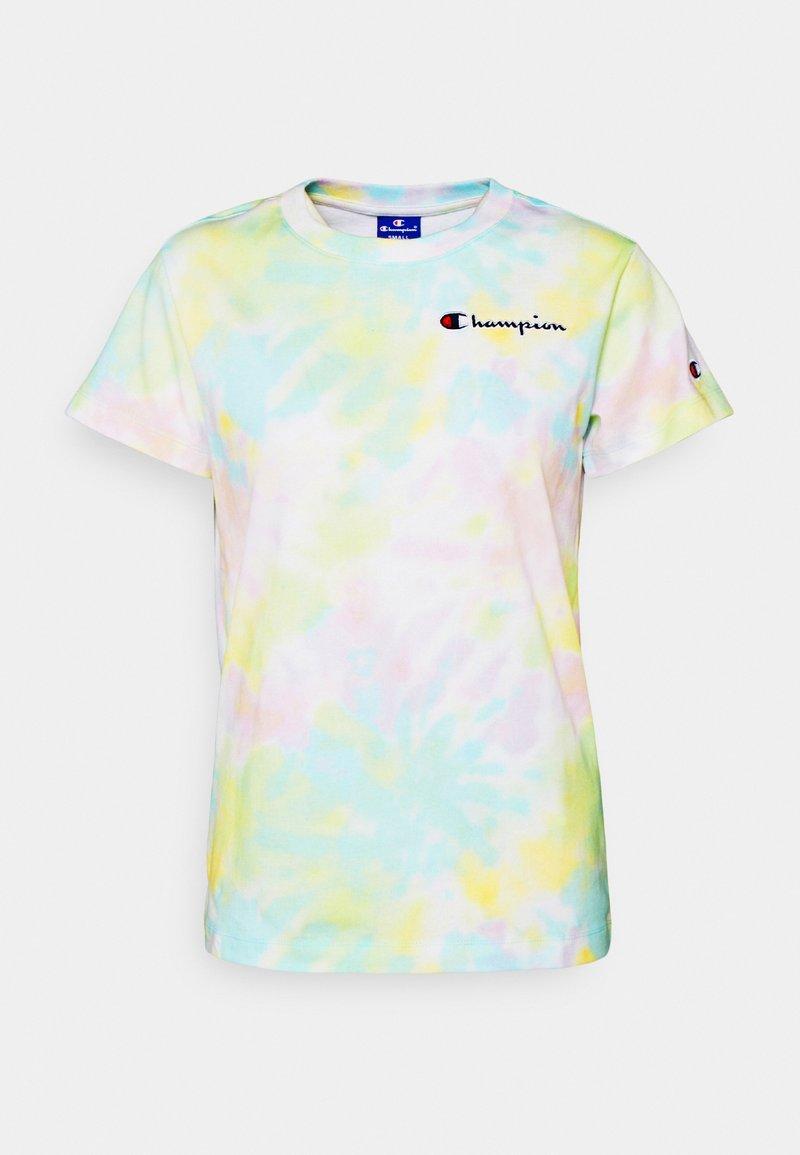 Champion Rochester - CREWNECK  - Print T-shirt - multi-coloured