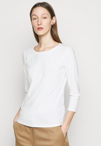 WEEKEND MaxMara - MULTIA - Long sleeved top - weiss - 3
