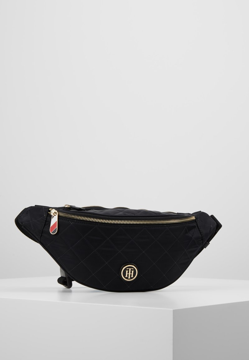 Tommy Hilfiger - POPPY BUMBAG - Bum bag - black