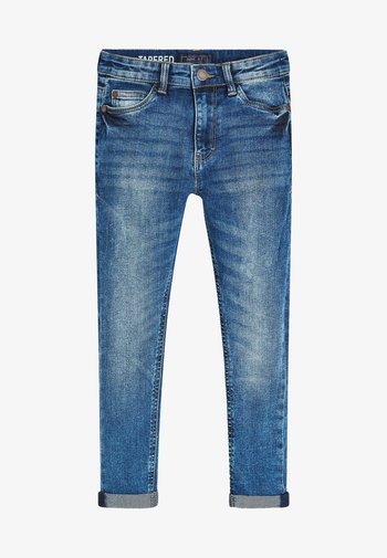 Jeans Tapered Fit - blue-grey