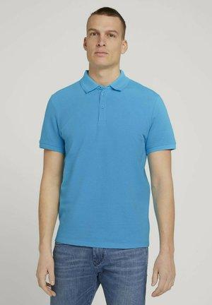 Polo shirt - aquarius turquoise