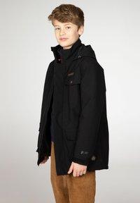 Protest - BRAVE JR  - Snowboard jacket - true black - 1