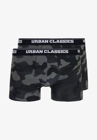 Urban Classics - BOXER 2 PACK - Boxerky - dark camo - 3