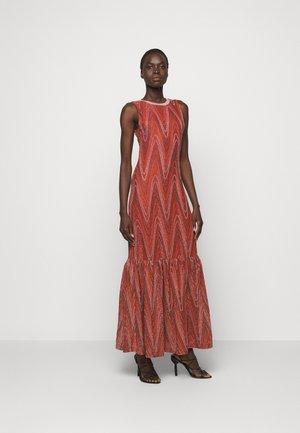 ABITO LUNGO - Koktejlové šaty/ šaty na párty - red