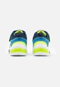 Kappa - UNISEX - Sports shoes - navy/lime - 2