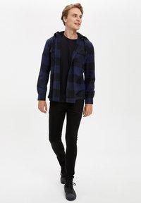 DeFacto - Slim fit jeans - black - 1