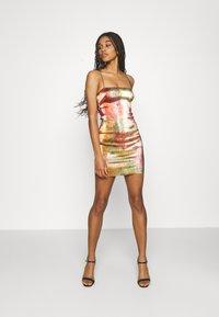 Bec & Bridge - BELLA MINI DRESS - Sukienka z dżerseju - multicoloured - 1