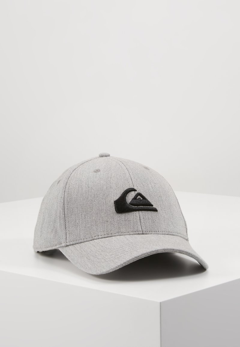 Quiksilver - DECADES UNISEX - Cap - light grey heather