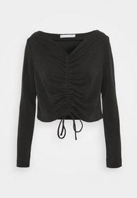 Third Form - LURE IN - T-shirt à manches longues - black - 0