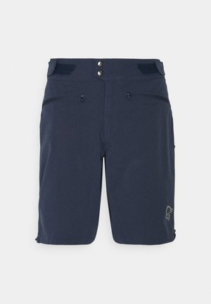 FJØRÅ FLEX1 LIGHTWEIGHT SHORTS - Sports shorts - indigo night/drizzle