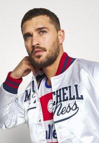 Mitchell & Ness - Training jacket - white - 3