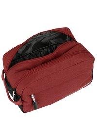 Travelite - KICK OFF  - Wash bag - red - 3