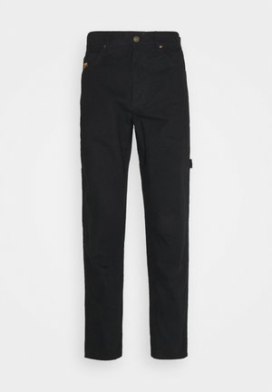 OG PANTS UNISEX - Cargo trousers - black