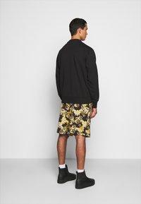 Versace Jeans Couture - FELPA - Sweatshirt - nero - 2