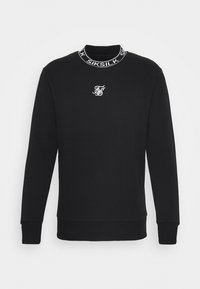 SIKSILK - ESSENTIAL HIGH NECK - Sweatshirt - black - 3
