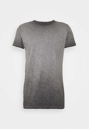 VITO SLUB - Print T-shirt - vintage black