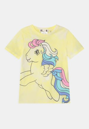LICENSE - Print T-shirt - lemonade