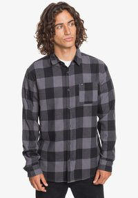 Quiksilver - MOTHERFLY - Shirt - irongate motherfly - 0