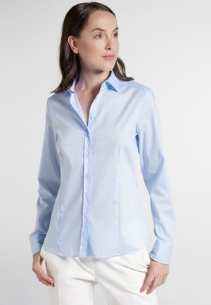 MODERN CLASSIC - Button-down blouse - sky blue