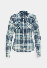 LTB - LUCINDA - Button-down blouse - malibu check wash - 5