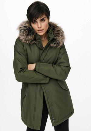 ONLKATY CC OTW - Winter coat - khaki